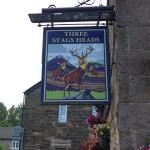 The Three Stags Heads