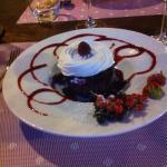 Les desserts...Hmmmmm!