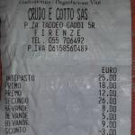 100 euro in due. Pessimoooo!!!!!