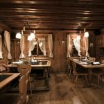 Slow Food Restaurant Stüvas Rosatsch