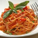 Primi del giorno vari della tradizione italiana