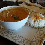 Very good thai food.