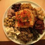 Ta' Klaricc Maltese Platter