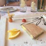 Foie gras: bon mais léger
