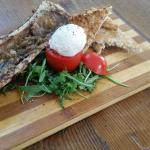 Bone Marrow with Poached egg
