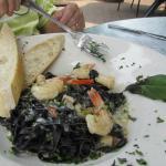 Spanish Black Pasta