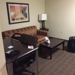 Foto de Holiday Inn Express & Suites Rome-East