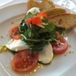 Genussvolles Essen in elegantem Ambiente