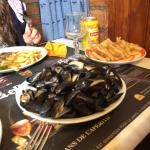 Moules/frites ��