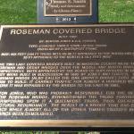 Foto de Roseman Bridge