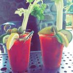 Bloody Mary's for days :)
