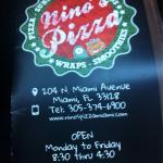 Nino's Pizza Foto