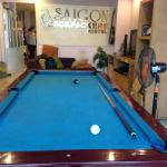 Foto de Saigon Backpackers Hostel