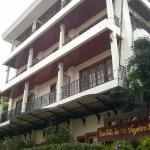 Front view of Vayakorn Inn