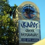 Ikaros Greek Restaurant, Grand Ave, Oakland, Ca