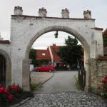 Altes Tor Foto