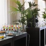 Coffee Break area for meetings