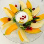 Tagliata di frutta fresca!