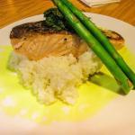 Atlantic Salmon with Risotto