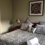 Beautiful superior king room, so roomy, decadent