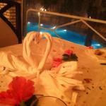 Décoration table restaurant