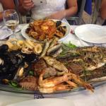 Psaropoula Fish Tavern Foto