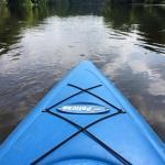 July kayaking