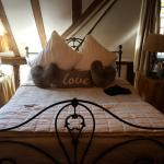Ask for room 10 it is amazing! We loved it ��