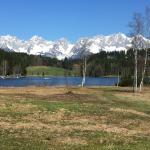 Schwarzsee & wilder Kaiser
