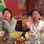 Our girls had their first Indian food experience here.  They loved it!