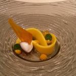 Pre-Dessert - Mango/Passionsfrucht