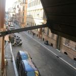 Вид на Via Sistina