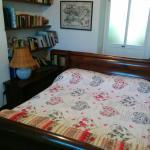Parte della camera da letto