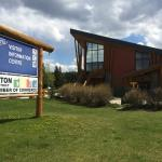 Travel Alberta Hinton Visitor Information Centre