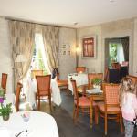 Dining room - breakfast