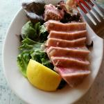 Ahi Tuna Appetizer