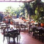 Restaurant terrace!!!