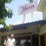 Nico's entrance