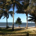 Bagamoyo beach (uitzicht vanuit logies)