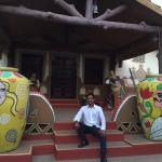 Dev Raturi in Jaipur @ sweet dream hotel from Xi'an China