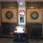 Great place for a good beer and darts!
