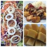 Summer Salad with meat of your choice for CHF20.-