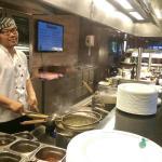 Foto van Chinees-Indisch Wok-Restaurant De Nieuwe Pauw