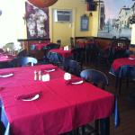 Intmate Dinning Room