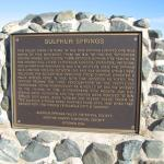 History of The Sulphur Springs Valley