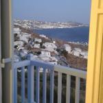 Fantastico Hotel... fantastica Mykonos..