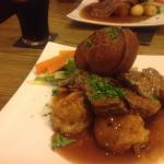 Fab Beef Sunday roast!