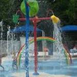 Wintersmith Splash Park area