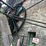 The Old Mill Tea Room - 13/07/2015 Definately not closed!