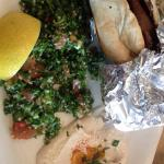 Albasha Greek & Lebanese Cafe